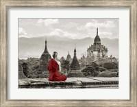 Deep Meditation Fine Art Print