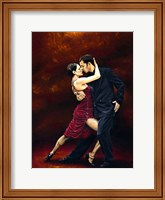 That Tango Moment Fine Art Print
