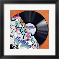 Vinyl Club, Hip Hop Fine Art Print