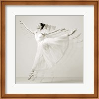 Leaping Beauty (detail) Fine Art Print