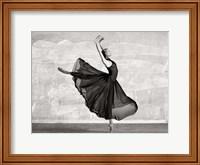 Ballerina Dancing Fine Art Print