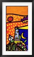 Faro nella Notte Fine Art Print