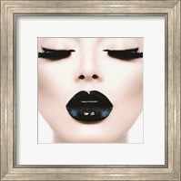 Black Lips Fine Art Print