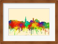 Alexandria Virginia Skyline-SG Fine Art Print