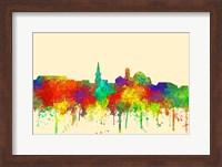 Alexandria Virginia Skyline-SG Fine Art Print