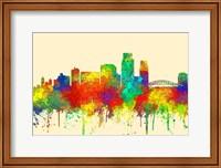Corpus Christi Texas SG Fine Art Print