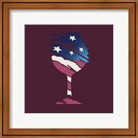 Flag Glass Fine Art Print