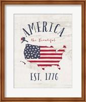 Est 1776 Fine Art Print
