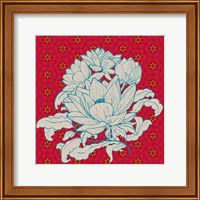 Lotus Bouquet I Fine Art Print