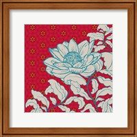 Lotus Bouquet II Fine Art Print