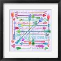 Arrows Fine Art Print
