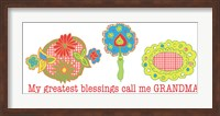 Greatest Blessings Fine Art Print