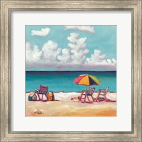 Reservations for Three Fine Art Print