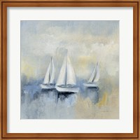 Morning Sail II Fine Art Print