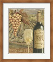 French Vineyard VI Fine Art Print