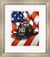 343 FDNY Fine Art Print