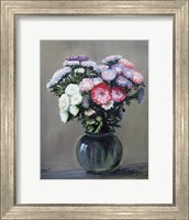 Asters Fine Art Print