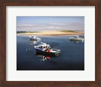 Cape Cod Fishing Boats Fine Art Print