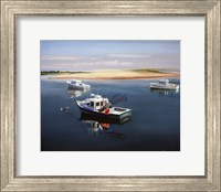 Cape Cod Fishing Boats Fine Art Print