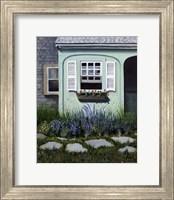 Cape Cod Garden Fine Art Print