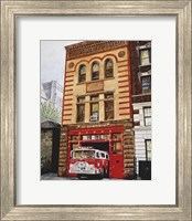 Fdny Engine 47 Fine Art Print