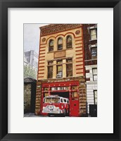 Fdny Engine 47 Fine Art Print