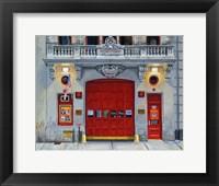 Fdny Engine 65 Fine Art Print