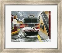 Harlem Hilton Ladder 28 Fine Art Print