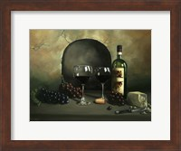 Wine For Two Fine Art Print