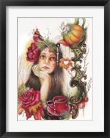 Autumn Tea - Tea Series Fine Art Print