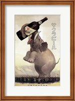Elephant Beer Fine Art Print