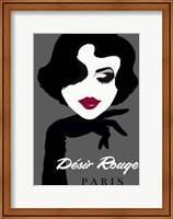 Desire Rouge Fine Art Print
