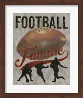 Game Day V Fine Art Print