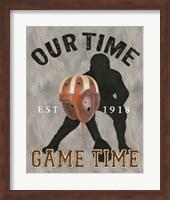 Game Day IV Fine Art Print