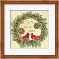 Winter Feathers VIII Fine Art Print