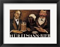 Hurlimann Bier Fine Art Print