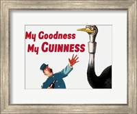 My Goodness My Guinness Fine Art Print