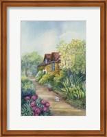 Path to Cottage Fine Art Print