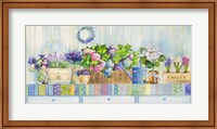 Floral Display 1 Fine Art Print