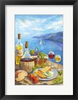 Wine & Cheese Fine Art Print