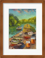 Catch of the Day Fine Art Print