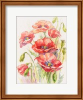 Red Poppies Fine Art Print