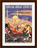 Orient Express Fine Art Print