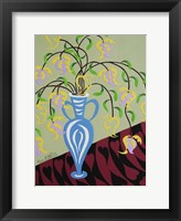 Delicate by Design - Blue Vase Fine Art Print