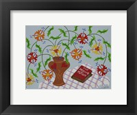 The Missing Matisse Fine Art Print