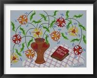 The Missing Matisse Fine Art Print