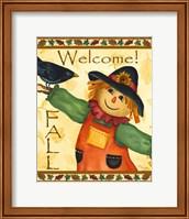 Welcome Fall Fine Art Print