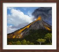 Eruption Fine Art Print