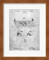 Football Game Patent Fine Art Print