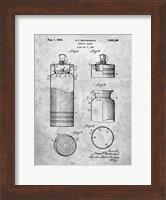 Cocktail Shaker Patent Fine Art Print